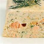 Seafood Terrine can be switched up with different centers